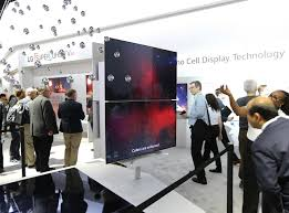 lg nano cell tv. lg says it will adopt a dual premium screen strategy for 2017, promoting its oled line-up alongside new generation of super uhd led tvs using nano cell lg tv l