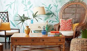 decorating with wicker furniture. Spotlight On Wicker, Rattan \u0026 Raffia Decorating With Wicker Furniture E