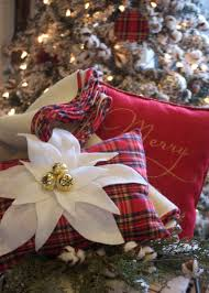 Plaid Christmas Tree Tutorials Archives The Burlap Cottager