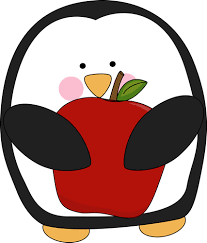Image result for school penguin clipart
