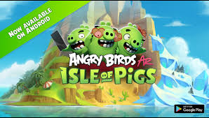 Rovio and Resolution Games Bring Angry Birds AR: Isle of Pigs to Android -  Rovio