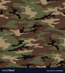 Army Camo Design Woodland Army Camouflage Seamless Pattern