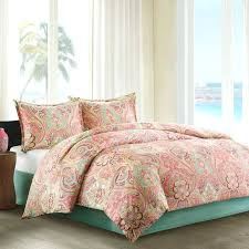 bedding sets pretty bed paisley design white miller brown blue comforters and bedding sets pretty bed paisley
