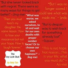 best the joy luck club ideas the kite runner quotes from the joy luck club by amy tan click to the book review