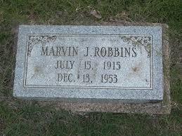 Marvin Jesse Robbins (1915 - 1953) - Genealogy