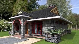 Wooden Houses Designs In Kenya