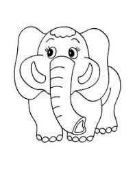 Small Picture elephant coloring book pages Kids Stuff Pinterest Colour