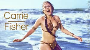 carrie fisher star wars beach. Beautiful Fisher In Carrie Fisher Star Wars Beach G