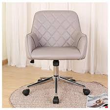 stylish office desk. BERLMAN Stylish Office Chair PU Leather Mid Back Executive Home  With Adjustable Height, Stylish Office Desk