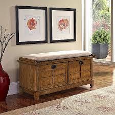 bedroom storage bench upholstered elegant home styles arts and crafts cottage oak upholstered
