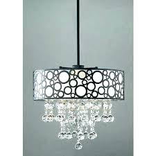 crystal chandelier with shade crystal chandelier with black drum shade drum shade crystal chandelier shades chandelier