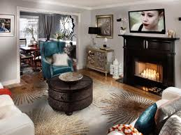 Transitional Living Room Furniture Glamorous Transitional Living Room Natasha Eustache Garner Hgtv
