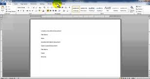 Ms Word Powerpoint Ms Powerpoint Tutorial Create Slides From Ms Word Outline Youtube