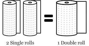 i only want one roll but you them in two