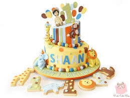 10 Creative 1st Birthday Cake Ideas