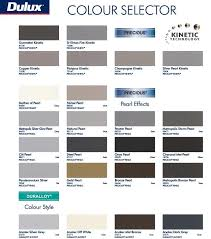 Dulux Fence Paint Colour Chart 52 Competent Dulux Gloss Paint Colour Chart