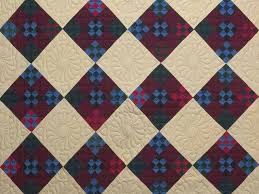 Double Nine patch Quilt -- exquisite meticulously made Amish ... & ... Amish Paper Bag Double Nine Patch Quilt Photo 3 ... Adamdwight.com