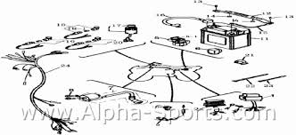 baja wilderness trail wiring diagram baja wiring diagrams alpha sports baja motorsports catalog