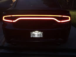 Dodge Charger Lights Smoked Tail Lights And Side Markers Srt Hellcat Forum