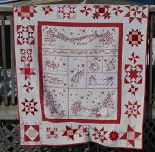 70 best Crabapple Hill Embroidery images on Pinterest | Quilt ... & Winter Wonderland Quilt, Embroidery and hand quilting by David Haynes,  Piecing by Maureen Haynes Adamdwight.com