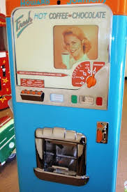 Small Vending Machines Ebay Delectable Stoner Cafe 48 Coffee Hot Chocolate Vending Machine Restored Hojo