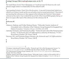 Reference Example For Research Paper