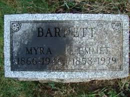 GARDNER BARNETT, MYRA - Jefferson County, Iowa | MYRA GARDNER BARNETT -  Iowa Gravestone Photos