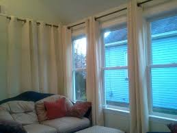 144 long curtains make stylish yet inexpensive curtain rods 7 steps with pictures curtain rods long 144 long curtains