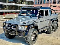 It is in its element off the beaten track. 2017 Mercedes Benz G 63 Amg 6 6 In Fort Lauderdale Fl United States For Sale 11247724