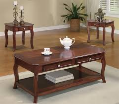 coffee table sets rustic