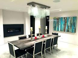 dining room chandelier placement crystal home decor ideas