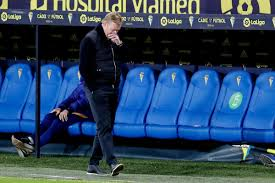 Koeman admits Cadiz defeat is 'giant step backwards' for Barcelona - Barca  Blaugranes