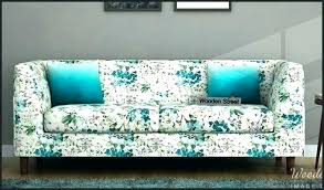 Printed Fabric Sofas Sofa Trend Setting  A Journey From To27