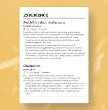 Best It Resume Format The Best 2019 Fresher Resume Formats And Samples