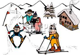 Image result for children ski clip art