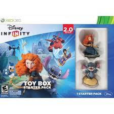 infinity 360. disney infinity: originals (2.0 edition) toy box starter pack (xbox 360 infinity