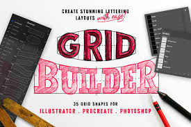 01 grid lines and dots a wide variety of grid patterns rendered in lines and dots in a several very useful templates, thanks for posting the autodesk link seems to be broken. Grid Builder Layout Composer Ian Barnard