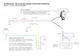 4runners org installing hella 500 driving lights diagram 1