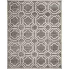 safavieh amherst grey indoor outdoor rug 9 x 12