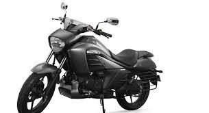 suzuki intruder bajaj avenger rival cruiser motorcycle now gets fuel injection