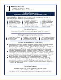 5 Business Management Resumes Budget Template Letter