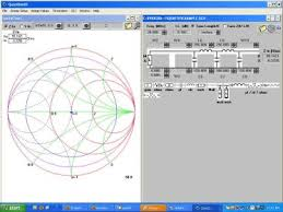 Smith Chart Simulation Software Quicksmith Download Smith Chart Based Linear Circuit