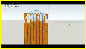 wood fence drawing. Fence Design Wood Drawings Shocking Detail Interior Ideas Drawing Image For