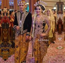 Adat Jawa Pakaian Perkawinan Pengantin Wanita Pakaian Pernikahan