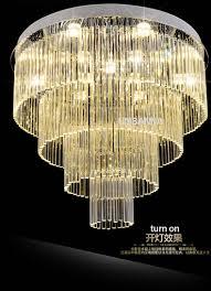 Aliexpresscom Moderne Kristall Kronleuchter Led Lampe Kreise K9 Kristallleuchter Lichter Leuchte Hause Innenbeleuchtung Leuchtenden Kristall