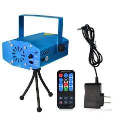 Blue Laser Lights For Sale Holiday Sale Blue Mini Laser Stage Lighting 150mw Mini Green Red Led Laser Dj Party Stage Light Black Disco Dance Floor Lights Disco Light Laser Show