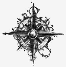 Tetování V Podobě Kompasu Význam Tetování Kompas