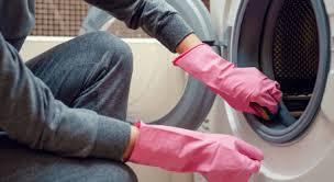 Khử khuẩn quần áo bằng cách giặt
