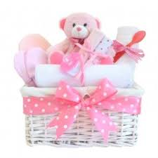 angel baby gift basket baby hers newborn baby gifts