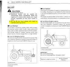4x4 Front Wheels Orangetractortalks Everything Kubota